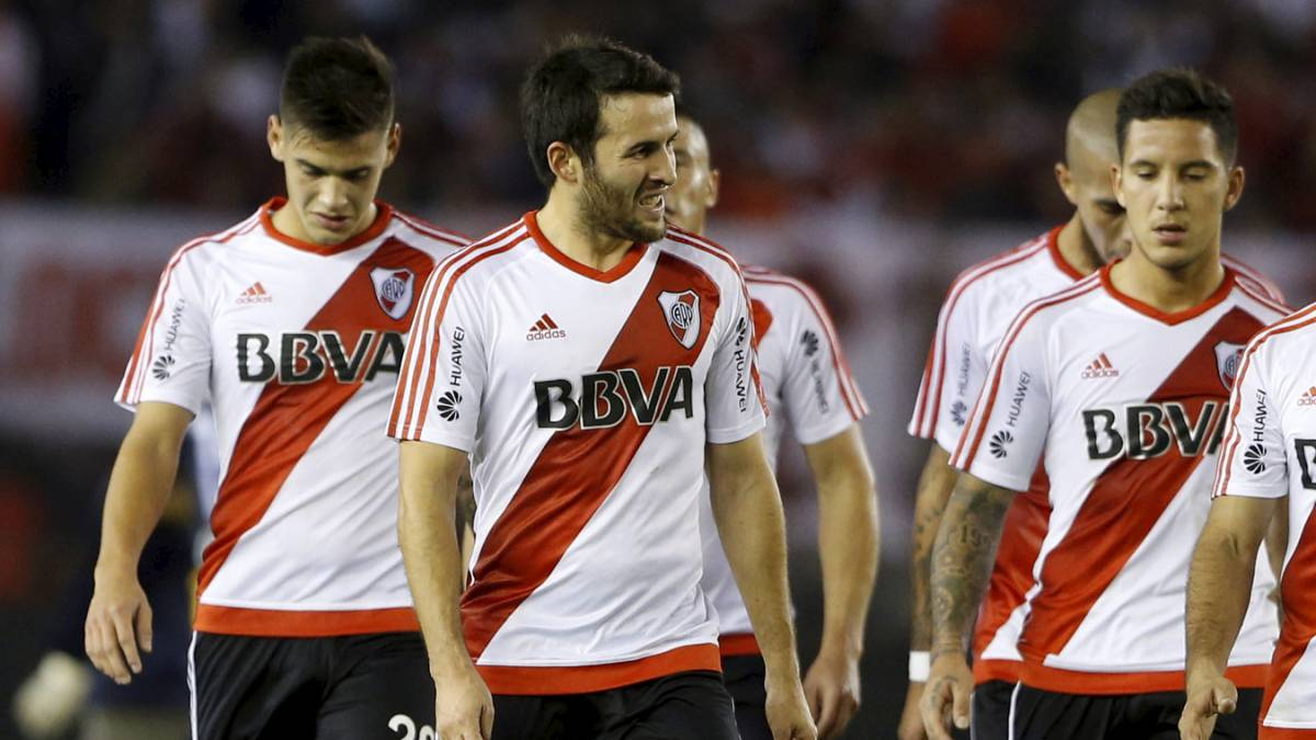 River Plate rocked as three players test positive for doping