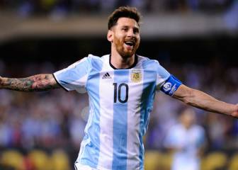 Los cinco retos de Messi para esta temporada