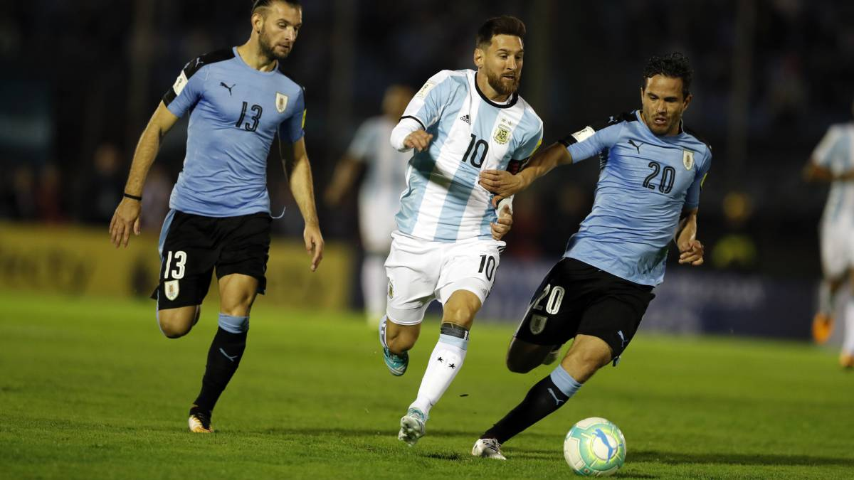 a74c03a53 Uruguay (0-0) Argentina  resumen