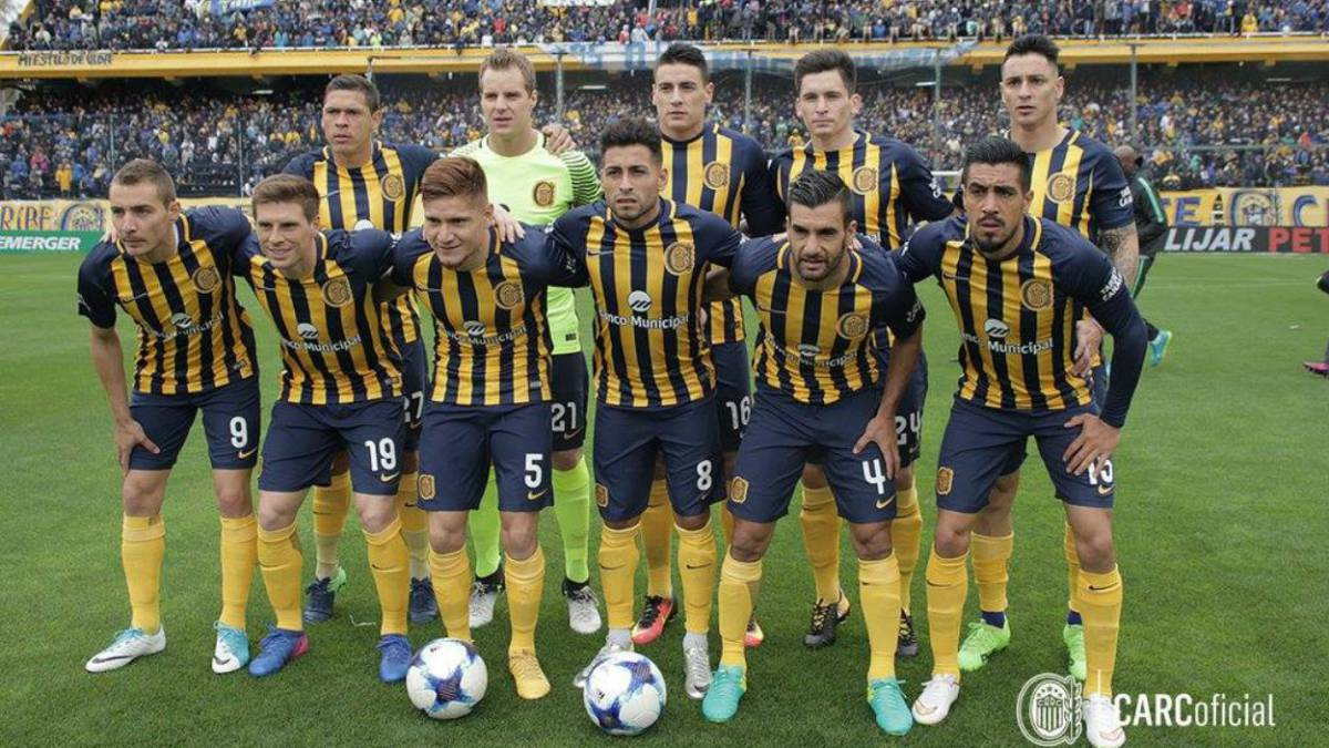 Temperley vs Rosario Central en vivo online: Superliga