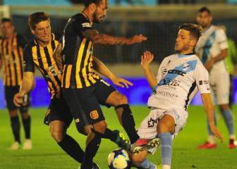 Temperley y Central siguen sin conocer la victoria en Superliga