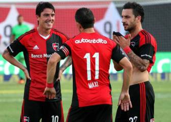 Newells vs Godoy en vivo y online: Superliga argentina