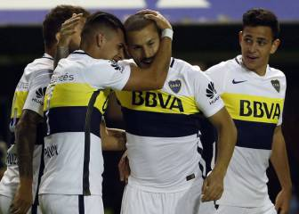 Boca no descansa