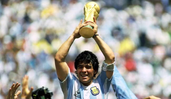 Así fue el último partido de Diego Maradona hace 20 años - AS Argentina