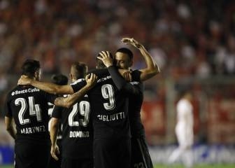 Independiente, en semifinales
