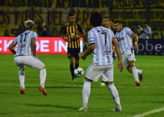 Atlético Tucumán vs Arsenal en vivo online: Superliga argentina