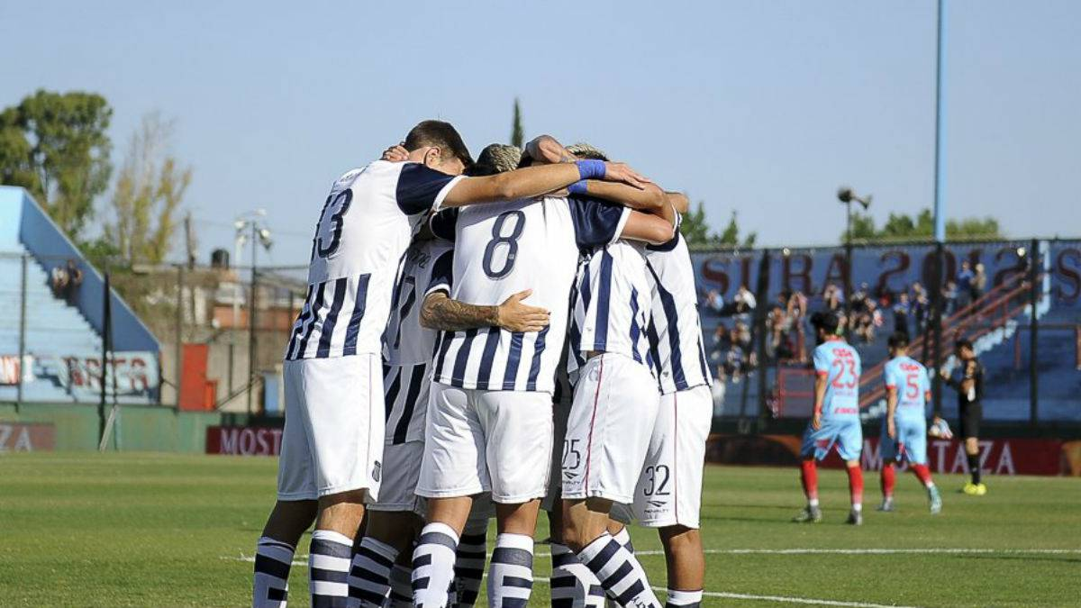 Arsenal-Talleres en vivo online: Superliga argentina