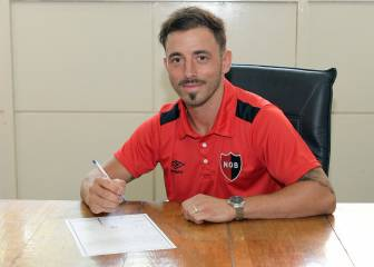 Bernardello regresa a Newell's
