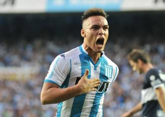 Sampaoli to call up Atlético target Lautaro Martínez for Italy and Spain friendlies