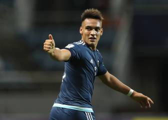Lautaro on Real Madrid interest: