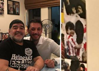 Diego Maradona has not forgiven former-son-in-law Sergio Agüero