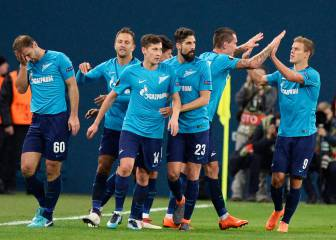 Zenit vs Celtic en vivo online: Europa League 2018