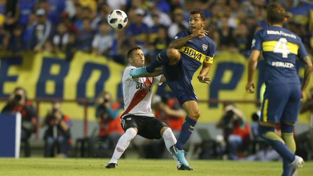 Superclásico Boca-River: horario, TV y dónde ver en España