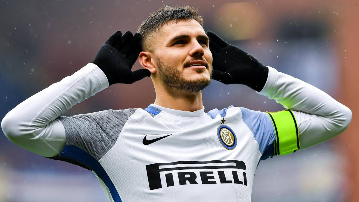Chelsea table €63m offer for Inter Milan striker Mauro Icardi