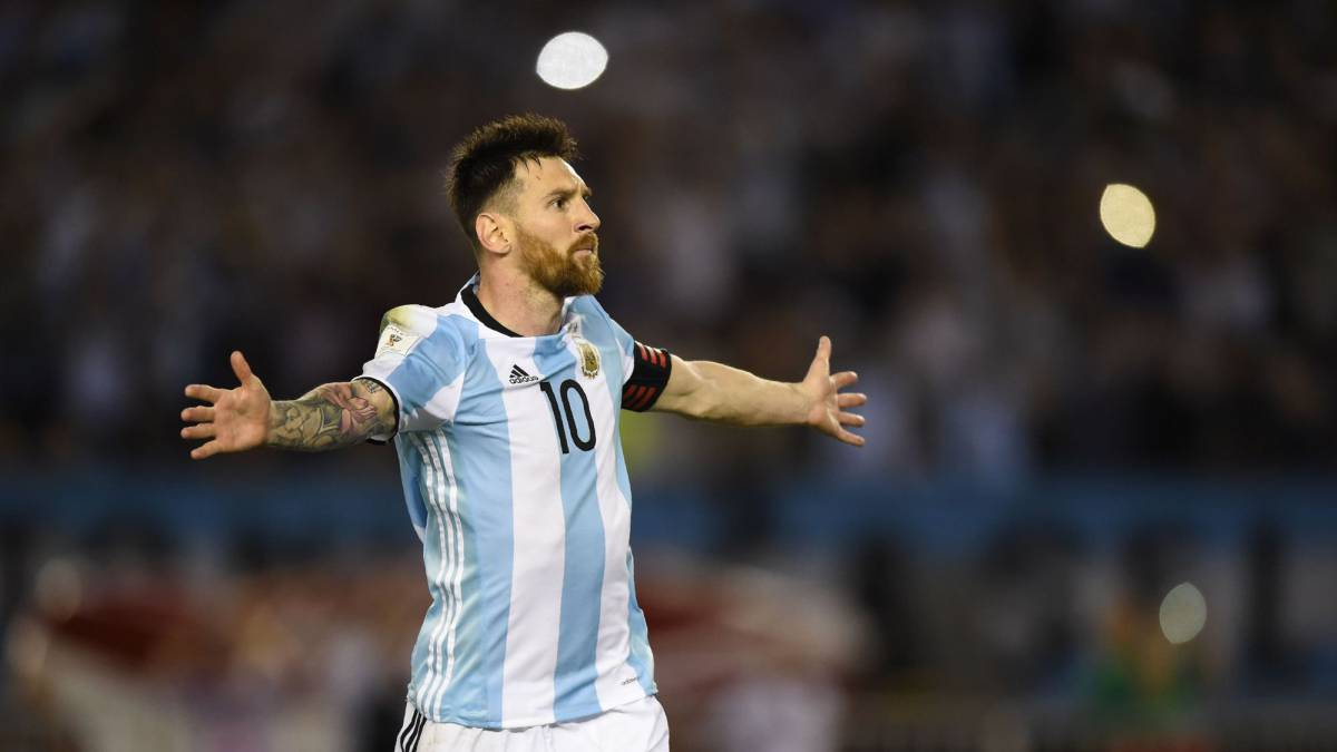 """It's now or never"" - Argentina's Messi says World Cup is last chance"