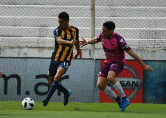 Patronato golea a Central y desciende a Arsenal