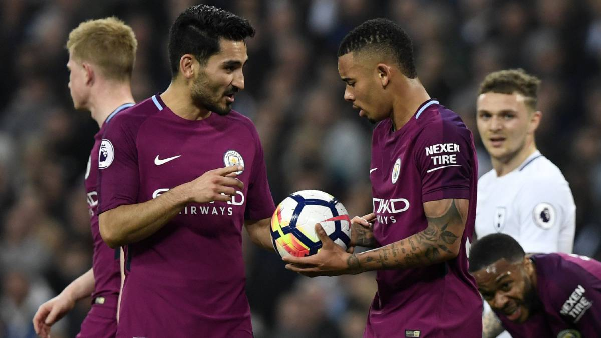 Sigue el Tottenham-Manchester City en vivo online, partido de la jornada 34 de la Premier League en Wembley, Londres.. Hoy, 14 de abril a través de As.com.