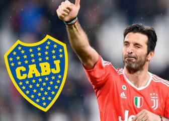 Carlos Tévez to attempt to lure Buffon to Boca Juniors
