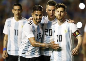 Messi endulza la despedida