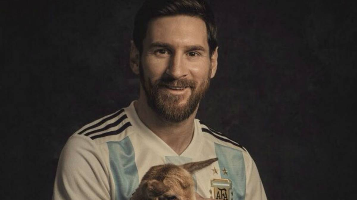"Messi: ""I don't consider myself the best, I am just another player"""