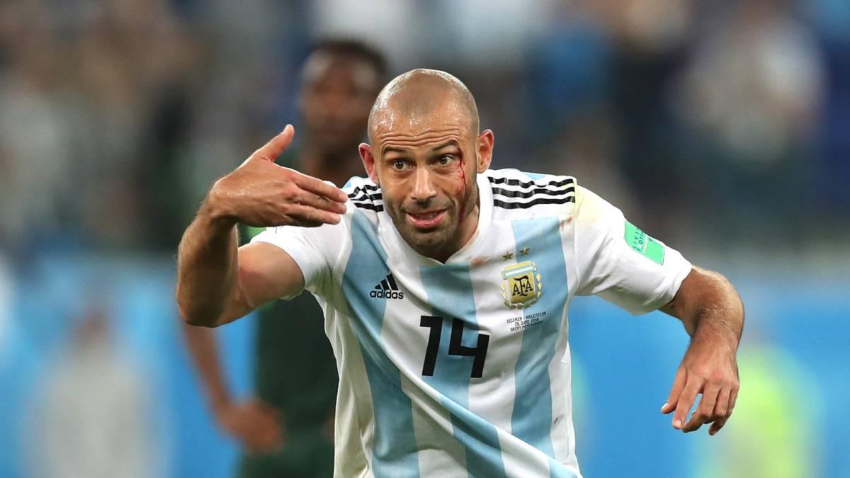 Javier Mascherano vuelve a hablar de Sampaoli y del fracaso de Argentina |  ECUAGOL