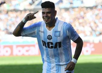 Bou regresa a racing