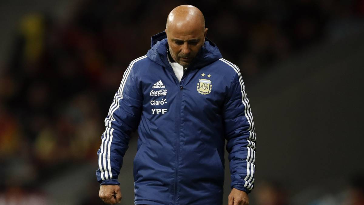 Argentina: Sampaoli set to leave as Albiceleste head coach