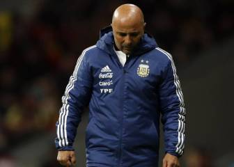 Sampaoli set for Argentina exit