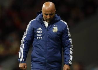 Sampaoli exit as Argentina boss agreed