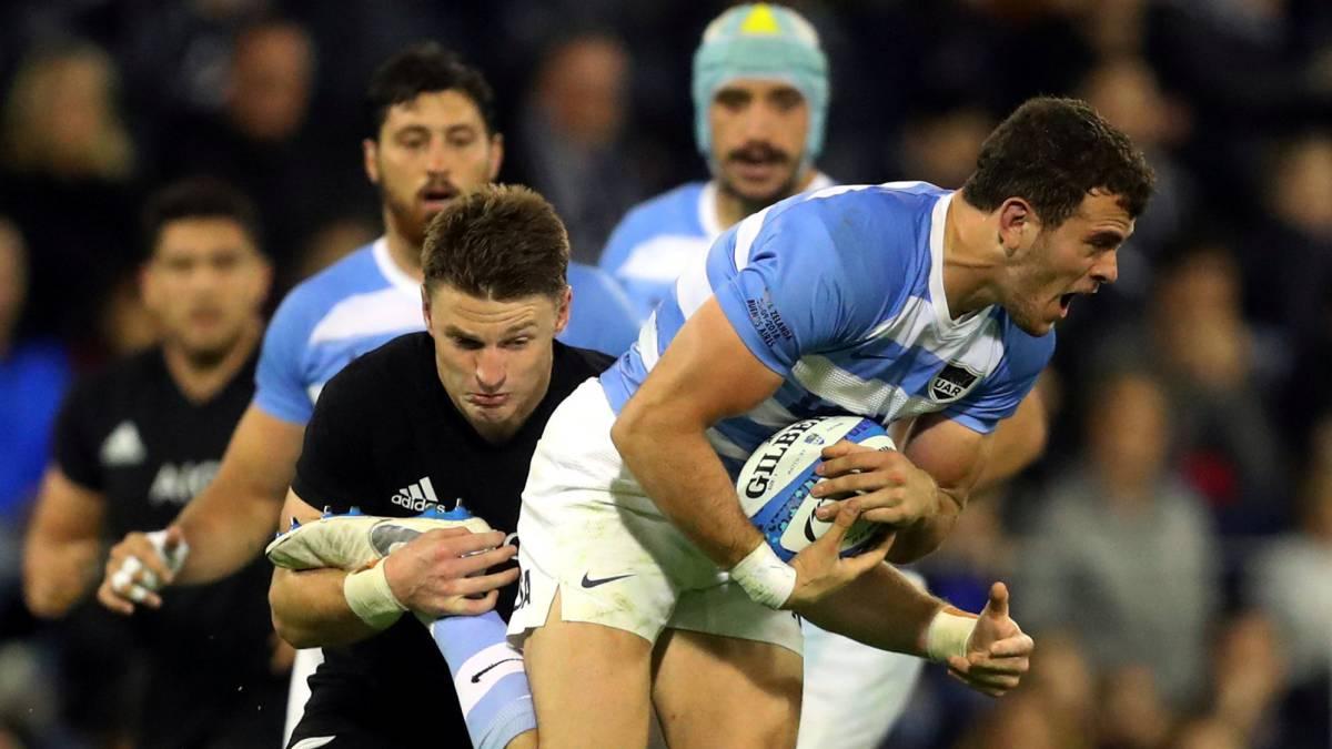 Disparates Clasificar Acrobacia  Formación de los Pumas contra Australia por el Rugby Championship ...