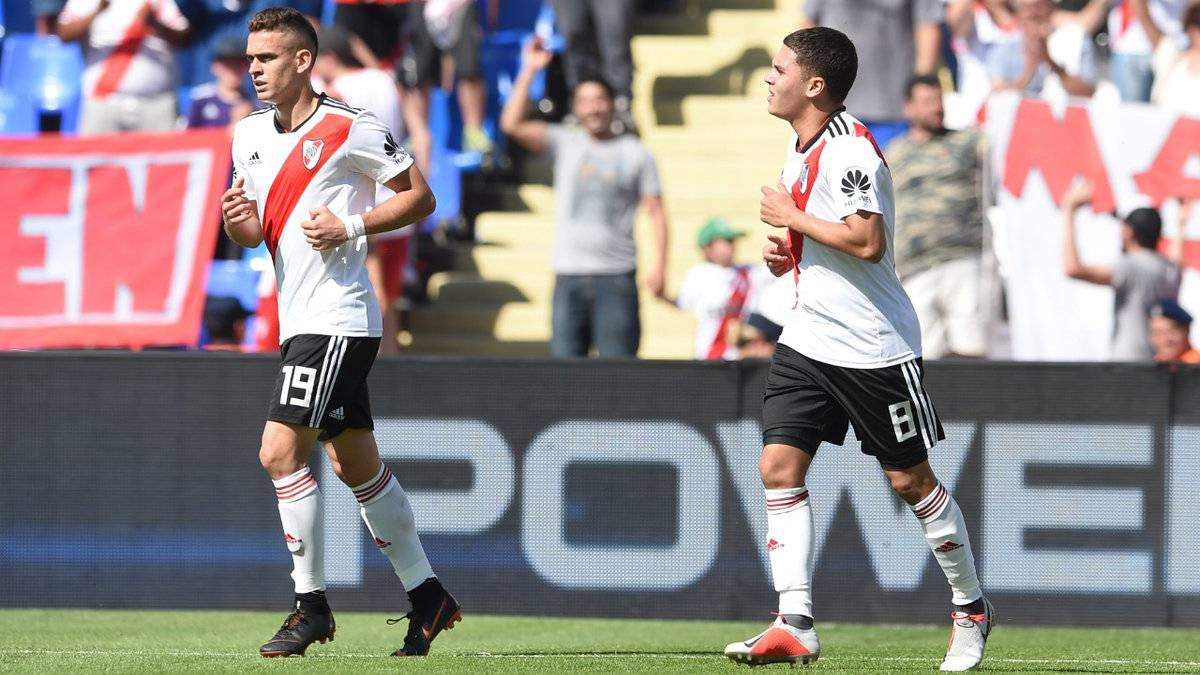 La dupla Quintero-Borré mete a River en semifinales de Copa