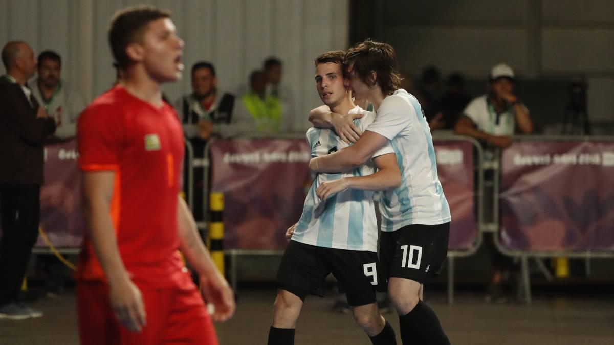 22eb321cd2f29 Argentina 2-3 Brasil  goles