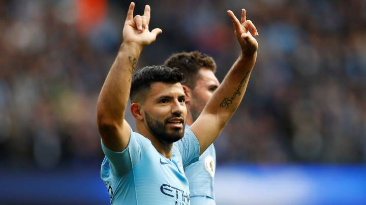 Manchester City - Burnley en vivo: Premier League