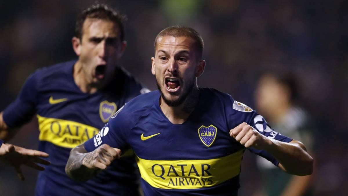 Boca 2-0 Palmeiras: resumen, goles de Benedetto y resultado