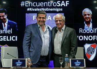 Boca-River presidents call for Libertadores games to be held on Sunday