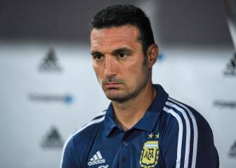 Scaloni sigue probando