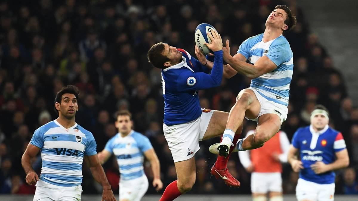 Los Pumas - Francia en vivo: amistosos de rugby - AS Argentina