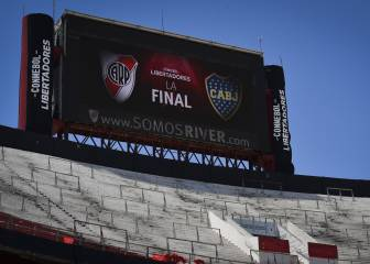 Copa Libertadores: the possible dates, venues for River vs Boca