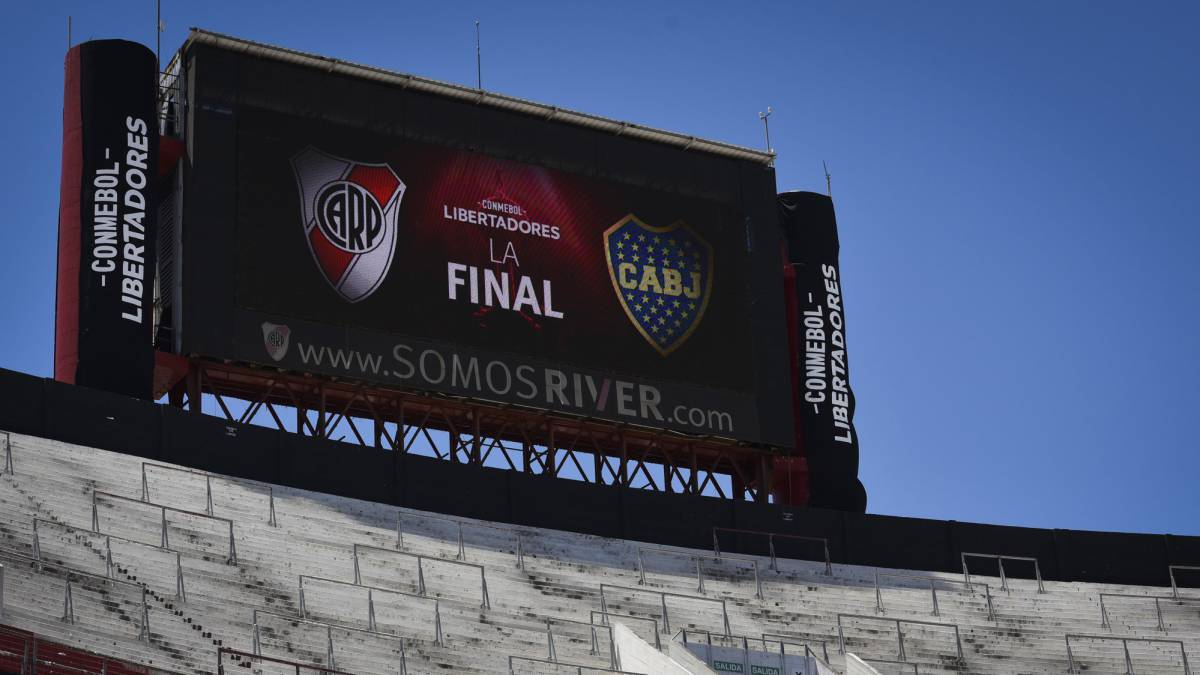 River vs Boca: possible Copa Libertadores final dates, venues