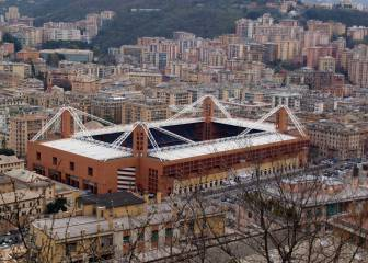 Genoa offers itself up as venue for River vs Boca