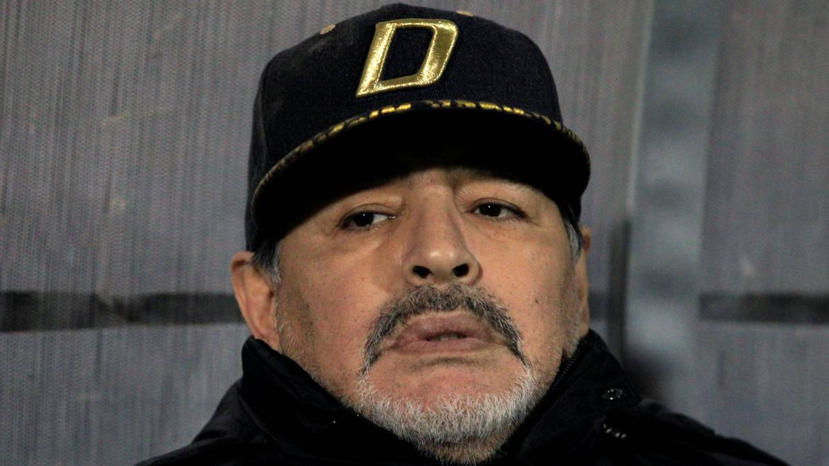 Maradona foul mouthed outburst against River & CONMEBOL