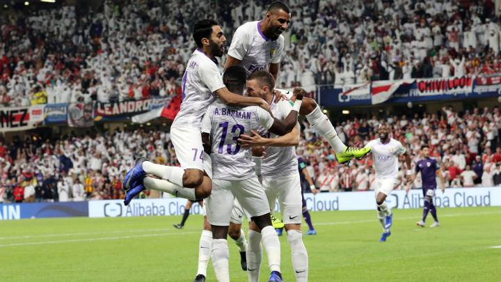 Al Ain deja a River sin final