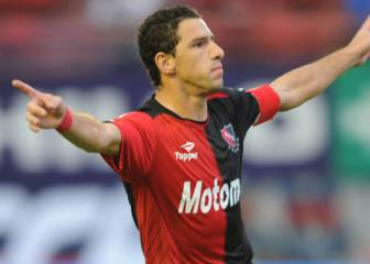 Maxi regresa a Newell's