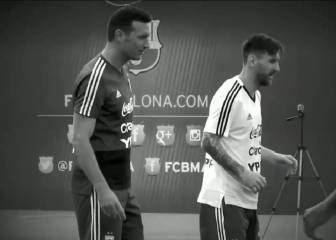 Scaloni avisa a Messi: