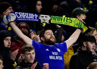 Nantes demand full Sala transfer fee from Cardiff