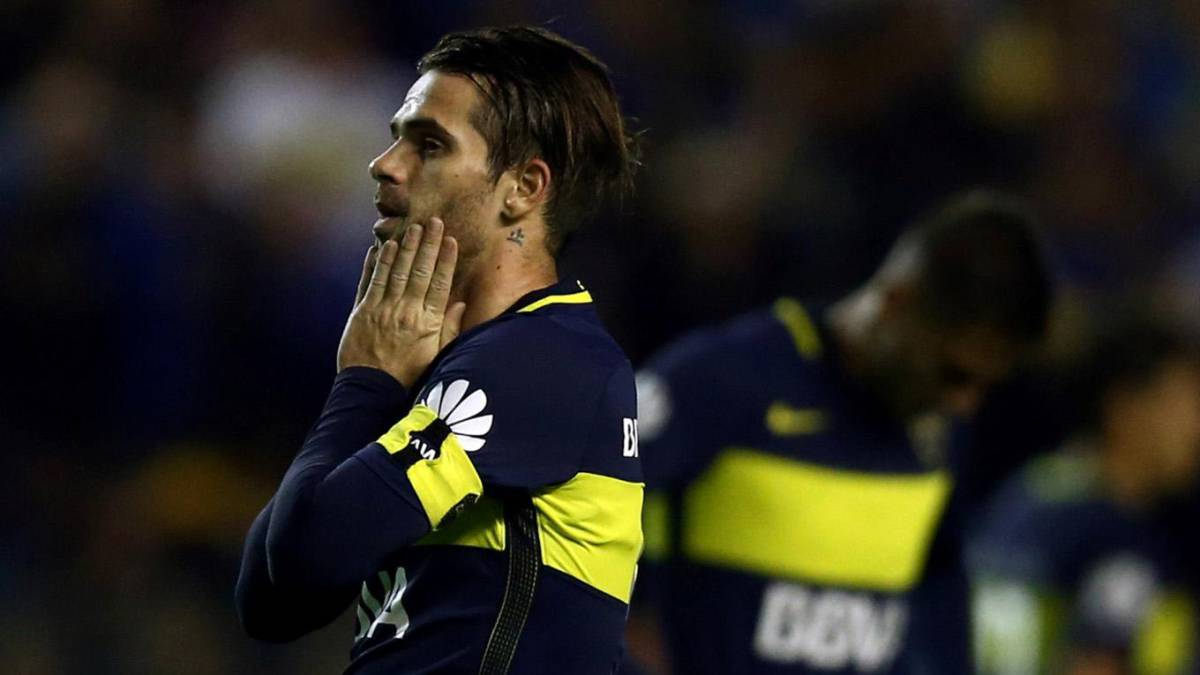 Gago y un injusto final - AS Argentina e7f814a2a728a