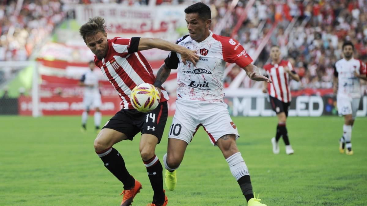 Resultado de imagen para edlp 1-0 patronato superliga 2019