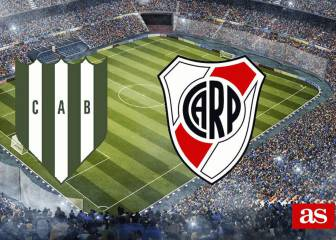 Banfield - River: horario, TV y cómo ver en vivo la Superliga