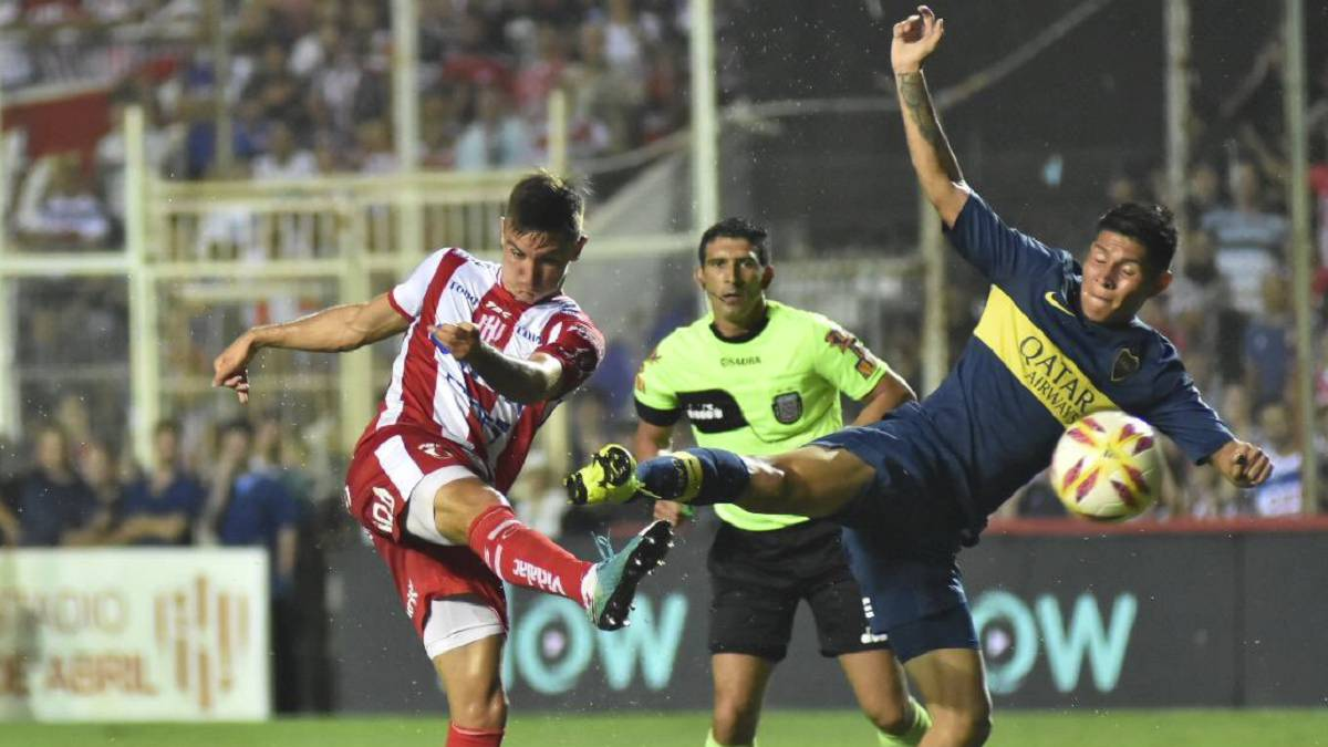 Sigue el Unión - Boca en vivo y en directo online, partido de fecha 21 de la Superliga Argentina de Fútbol hoy, 1 de marzo, a través de As.com.