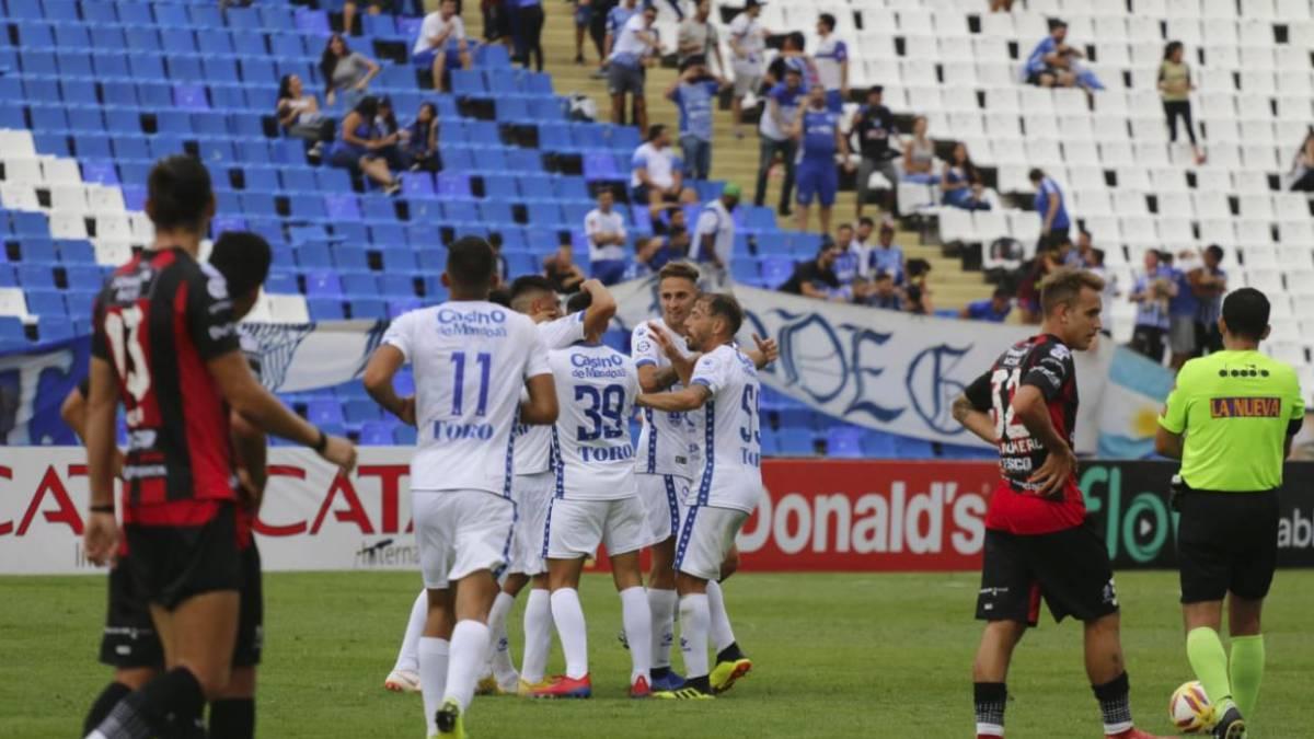 Resultado de imagen para Godoy Cruz 2-1 Patronato